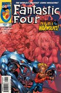 Fantastic Four Vol. 3 (1998-2012) (Comic Book) #7