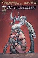 Grimm Fairy Tales: Myths & Legends (saddle-stitched) #6