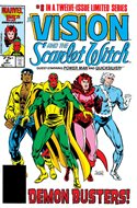The Vision and The Scarlet Witch Vol. 2 (1985-1986) (Comic-book) #8