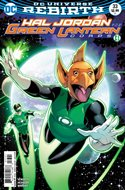 Hal Jordan and the Green Lantern Corps (Vol. 1 2016-2018 Variant Cover) (Comic Book) #33.1