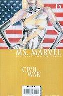 Ms. Marvel (Vol. 2 2006-2010) (Comic Book) #6