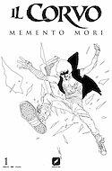 Il Corvo: Memento Mori (Cover Variant) (Spillato) #1.2