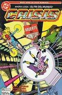 Crisis en Tierras Infinitas (1987) (Grapa. 32 páginas. Color.) #4