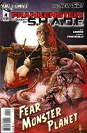 Frankenstein: Agent of S.H.A.D.E. (Comic book) #4