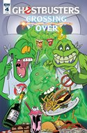 Ghostbusters: Crossing Over (Comic Book) #4