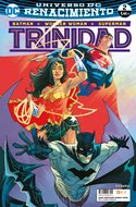 Batman / Superman / Wonder Woman: Trinidad (Grapa 24 pp) #2