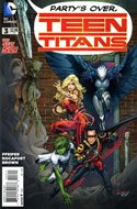Teen Titans Vol. 5 (2014-2016) (Comic Book) #3