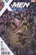 X-Men Blue (Comic Book) #6