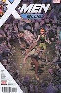 X-Men Blue (Comic-book) #6