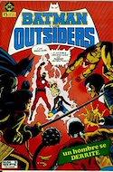 Batman y los Outsiders / Los Outsiders (1986-1988) (Grapa 36 pp) #3