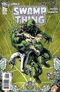 Swamp Thing Vol. 5 (2011-2015) (Comic Book) #2
