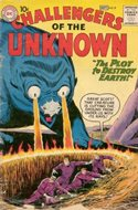 Challengers of the Unknown vol.1 (Grapa) #9