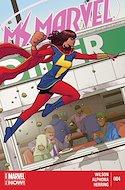 Ms. Marvel (Vol. 3 2014-2015) (Grapa) #4