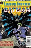 Liga da Justiça e Batman (Grampo) #6