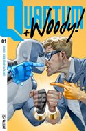 Quantum + Woody! (2017) (Comic-book) #1