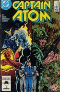 Captain Atom (1987-1991) (Comic-Book) #9