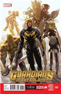 Guardians of the Galaxy Vol. 3 (2013-2015) (Comic-book) #7
