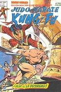 Relatos salvajes. Artes marciales Judo - Kárate - Kung Fu (1981-1982) (Rústica 52-60 pp) #4