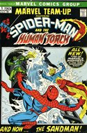 Marvel Team-Up Vol. 1 (Comic-Book) #1