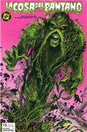 La Cosa del Pantano (1989) (Grapa) #1