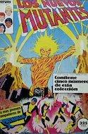 Los Nuevos Mutantes (1986) (Retapado Rústica) #2