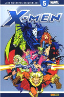 X-Men (Segundo coleccionable) (Rústica 80 pp) #5