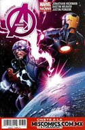 Los Vengadores / The Avengers (2013-2015) (Grapa) #4