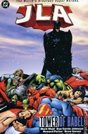 JLA Vol. 1 (1997-2006 Variant Cover) (Softcover) #7