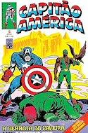 Capitão América (Formatinho grampo) #5