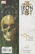 The Immortal Iron Fist (2007-2009) (Grapa) #8