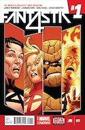 Fantastic Four Vol. 5 (Comic Book) #1