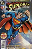 Superman The Man of Tomorrow Vol. 1 (Comic Book) #1