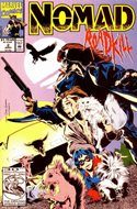 Nomad (1992-1994) (Comic Book) #2