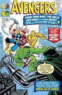 The Avengers Vol. 1 (1963-1996) (Comic Book) #1 1/2