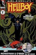 Hellboy (Comic-book) #3