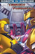 Transformers: Robots in Disguise (Cómic grapa) #5