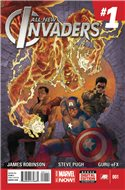 All-New Invaders (2014) (Comic Book) #1