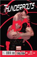 Thunderbolts Vol 2 (Grapa) #7
