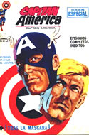 Capitán América Vol. 1 (Rústica. 1969-1974) #6