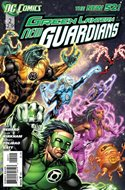 Green Lantern New Guardians (2011-2015) (2011 - 2015) Grapa #2