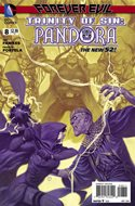 Trinity of Sin: Pandora Vol 1 (Comic-Book) #8
