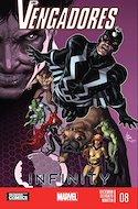 Los Vengadores: Infinity (Rústica) #8