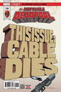The Despicable Deadpool (Comic Book) #290