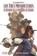 Clásicos Ilustrados Marvel. Alejandro Dumas (Cartoné 320 pp) #1
